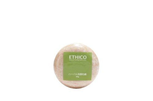 ETHICOハーバル洗顔石鹸 ダマスクバラ 90g