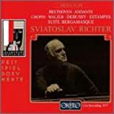 Sviatoslav Richter Plays Chopin, Debussy, Beethoven