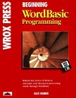 Beginning Wordbasic Programmi Ng
