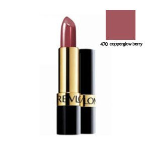 Revlon Super Lustrous Lipstick, Copperglow Berry (4.2g)  available at amazon for Rs.479