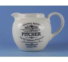 Charlotte Watson Pitcher 1 Pint