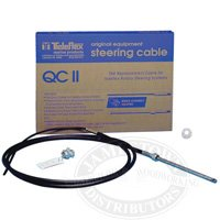 Teleflex Cable Qcii Replacement 13Ft Md.# Ssc6113