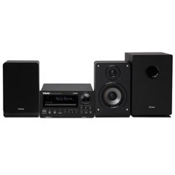 Teac MC-DV600 (2 + Subwoofer (2.1))