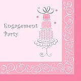 Bride To Be - Luncheon Napkin - 1