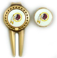 Washington Redskins Hat Clip and Divot Tool Combo by Waggle Pro Shop