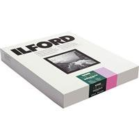 Ilford Multigrade FB Classic Fiber Based Variable Contrast, Doubleweight Black & White Enlarging Paper 11×14″, 50 Sheets, Glossy – for Printing from Conventional Negatives.
