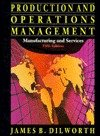 Production and Operations Management: Manufacturing and Services (McGraw-Hill series in management)