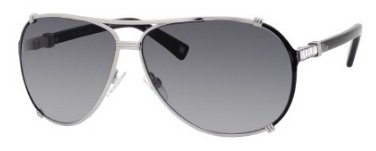 Christian Dior  Christian Dior Chicago 2/Strass/S Sunglasses Palladium / Gray Gradient