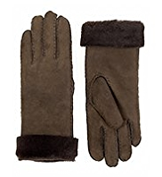 M&S Collection Sheepskin Gloves
