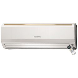 O General ASGA24FTTA-2.0 Hyper Tropical Wall Mounted Split AC (2 Ton, 5 Star Rating, White)