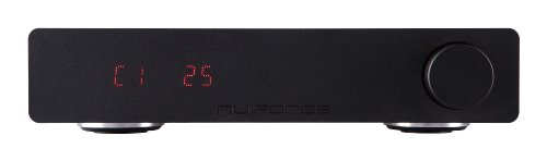 Nuforce Dda-100, High-End Audiophile-Grade Sound Quality Digital Integrated Amplifier For Computer And Home Audio (Silver)