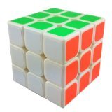 YJ GuanLong 3x3x3 Magic Cube White by Qiyun