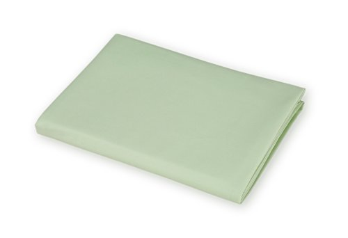 American Baby Company 100% Cotton Value Jersey Knit Cradle Sheet - Celery