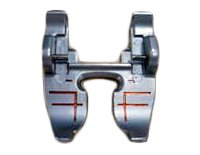Brother Open toe for the dual feed foot SA195 (Brother Dreamweaver Vq3000 compare prices)