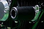 CB750(RC42) モリワキ スキッドパッド BLACK/黒