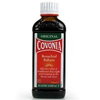 Covonia Bronchial Balsam Troublesome Dry Cough - Original 150ml