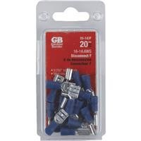 Gb Electrical: 16-14 Female Disconnect 20-143F -2Pk
