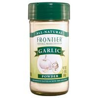 Frontier Natural Products - Garlic Granules Organic - 2.68 Oz. ( Multi-Pack)
