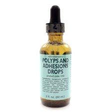 Polyps & Adhesions Drops 2oz by Professional Formulas