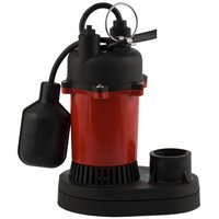Franklin Electric Rl-Sp25T 1-4Hp Sump Pump With Tethered Float