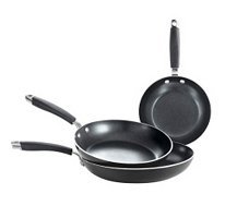 Tramontina Set of 3 Saute Pans