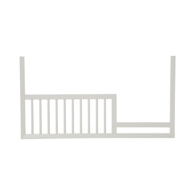 French White Crib front-372879