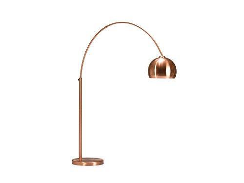 Massivum-20017942-Bogenlampe-Metall-Kupfer