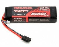 Traxxas 2872 LiPo 3S 11.1V 5000mAh 25C Battery by Traxxas