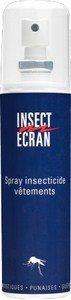 Cooper - Insect Ecran - Répulsif Insecte Vêtement - 100ML