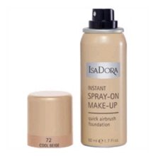 Isadora Instant Spray-On Make-Up 73 Medium Beige