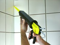 Grout Gun - Internationally Patented for Grouting and Pointing