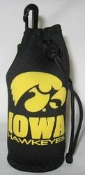 Iowa Hawkeyes Bottle Bag (Single)
