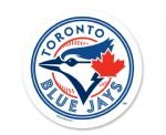 Item#40389 - MLB Toronto Blue Jays 7inch Round Edible Photo Image Cake Decoration