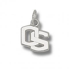 Oregon State University Beavers Pendant - Sterling Silver -NCAA - Ohio State... by Renoir