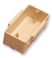 Mrf400-Db-Wh Data Box For 4 Multi Ch