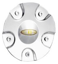 Mr. Lugnut C1140C Chrome Plastic Center Cap for Sync Wheels (Mr. Lugnut)