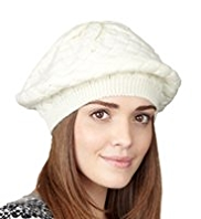 M&S Collection Cashmilon™ Knitted Beret Hat