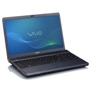 Sony Vaio vpcF12AFM/H Sum I3-350M 2.26GHz 4GB 500GB HD Blu-ray Disc-enabled DVD�RW/CD-RW spin MOTION EYE webcam with microphone and face-tracking technology