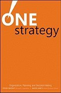 One Strategy Organization Planning and Decision Making