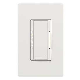 Images for Lutron MRF2-600M-WH Maestro Wireless 600W Single-Pole or Multi-Location Dimmer, White