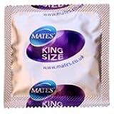 COMPAGNONS King Size Préservatifs 36 préservatifs king size