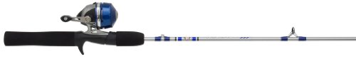 Zebco Micro Spincast Fishing Rod and Reel Combo,