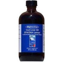 Nutricology Cod Liver Oil Epa-Dha -- 8 Fl Oz
