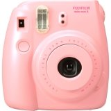 Lowest Prices! Fujifilm Instax Mini 8 Instant Film Camera (Pink)