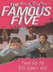 Five Go to Billycock Hill (#16 Famous Five), by ENID BLYTON