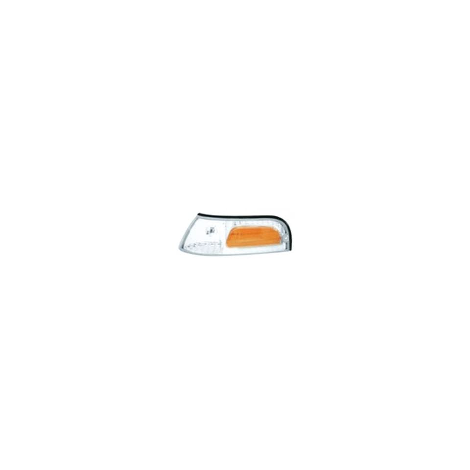 Sherman CCC548 120L Left Park Lamp Assembly 1998 2009 Ford Crown Victoria Excluding Police Model