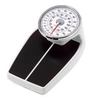 Health O Meter Pro Series Large Raised Dial Personal Scale, Measures in Pounds & Kilograms