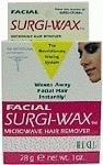 Facial Surgi-Wax Microwave Hair Remover Original Formula (1Oz/28G)