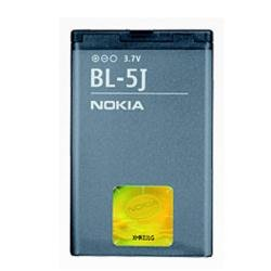 Nokia 5800 Std 1320 mAh Lith Ion Battery - Cell Phone Lithium Battery