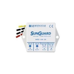 sunguard-sg-4-45-amp-12-volt-solar-charge-controller-regulator-by-morningstar